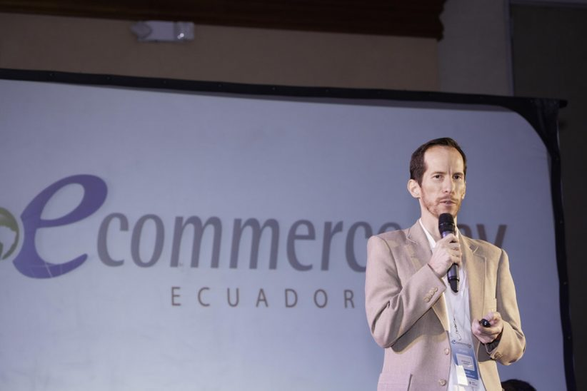 michael muller en el ecommerce day quito 2015