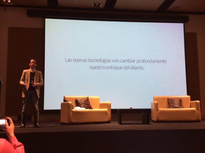 Presentando La importancia del diseño en la experiencia de usuario, mi charla en el Big Design La Ecuador