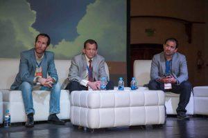 Con el panel en el Ecommerce Day Ecuador 2016