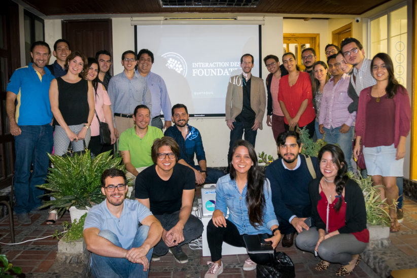 IDF talk Guayaquil - Interaction Design Foundation